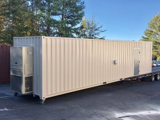 Tiger Equipment Custom Containers and Modifications