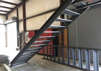 Steel-Staircase